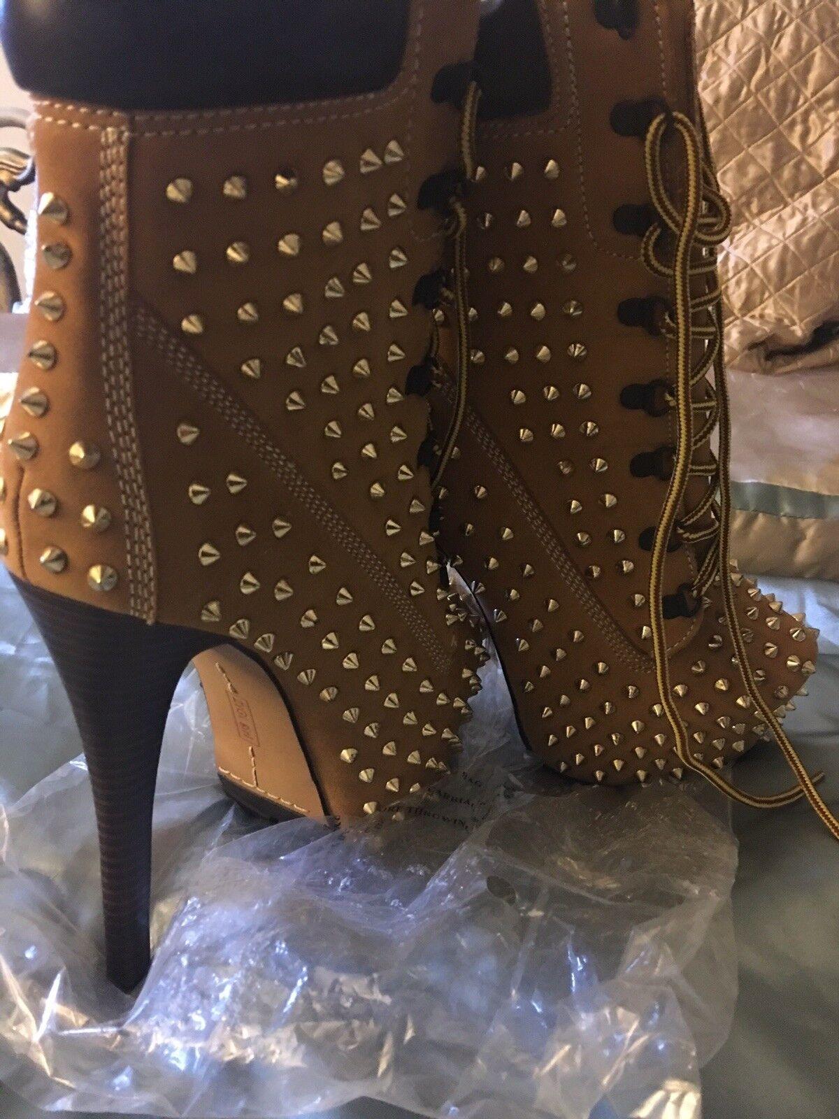 Zigi Zigi Zigi Girl Z-Jo Studded Boots af5473
