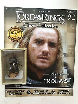 LORD OF THE RINGS CHESS COLLECTION ISSUE 91 GARGOYLE 2 EAGLEMOSS FIGURE FIGURINE