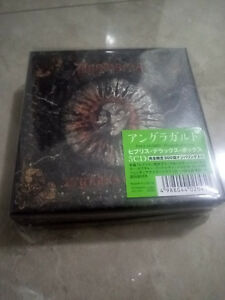 ANGLAGARD-23YEARS-OF-HYBRIS-JAPAN-3-MINI-LP-CD-BOX-WITH-NUMBER-500copies-LIMIT