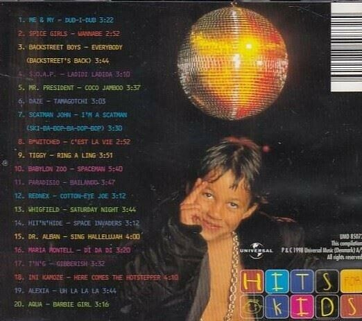 Hits for Kids: Hits for Kids, andet