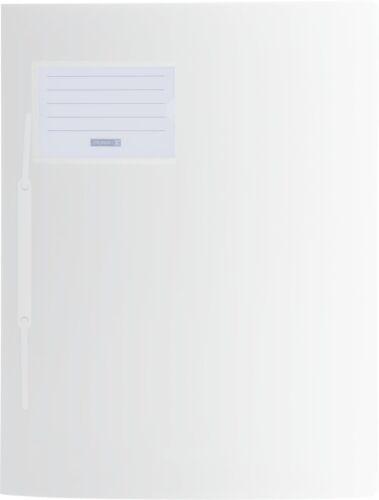 24x31cm  pp Folie stabile Ausführung alle Farben Brunnen Schnellhefter Fact