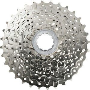 Shimano Cs Hg50 8 Speed Road Bike Rear Cassette Gear Sprocket