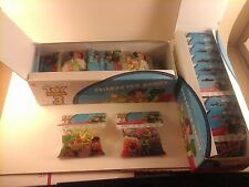 Toy Story 3 Character Bandz Series 2 & 3 �� 40 Elastic Bracelets 2 packs NEW!