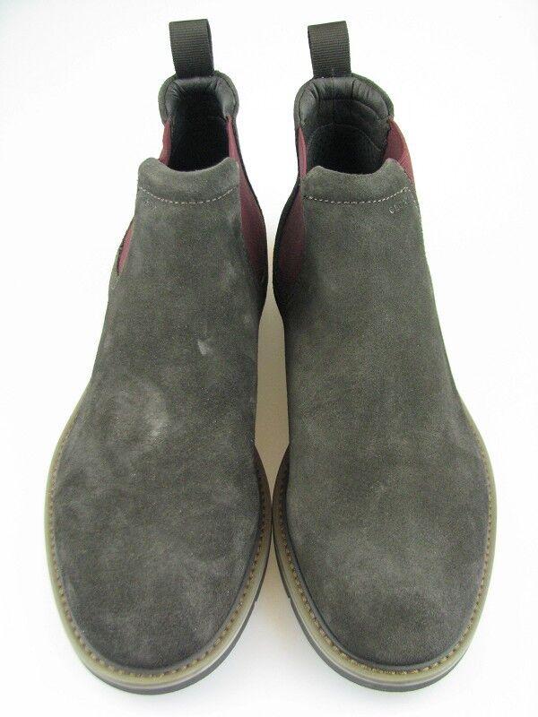 Boots Herren Gr Ankle Wildleder Uvet Geox U A Braunrot AaW1FEEwqg