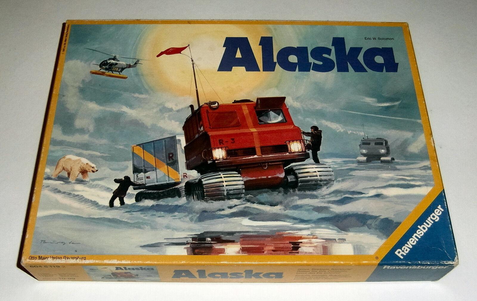 Alaska - Ravensburger - 1980