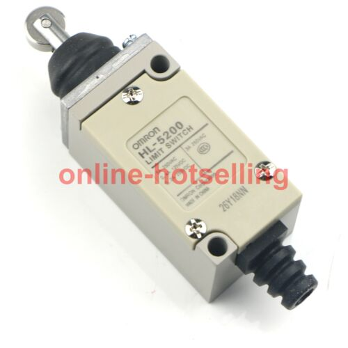 New OMRON Automation and Safety HL-5200 Miniature Limit Switches Switch Sensor