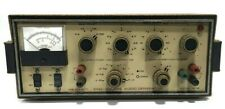 Vintage Heathkit Ig 18 Sine Square Audio Generator Electronic Tool Powers On