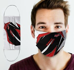 Fox Racing Motorcycles Micro Poly Face Mask Ebay