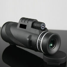 MONOCULAR TELESCOPES 40X60 ZOOM BINOCULARS DUAL FOCUS NIGHT VISION SPOTTING SCOP