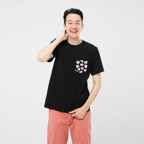 BNWT Kaws x Uniqlo Blue White Black BFF Tee T shirt Green Small Medium Large  XL