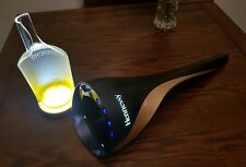 Hennessy illuminated Sceptre and illuminated bottle sleeve new and boxed