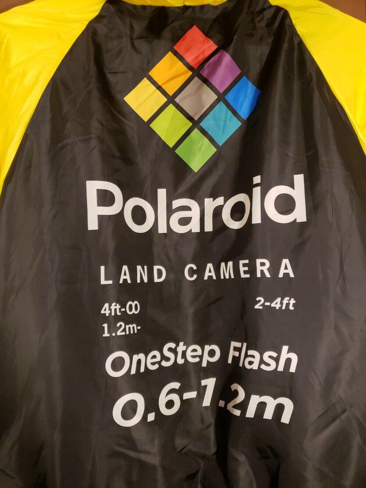 Polaroid Hoodie Sweatshirt sz  L  - image 6