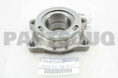 40210WL020 GENUINE Nissan BEARING ASSY-FR 40210-WL020 OEM