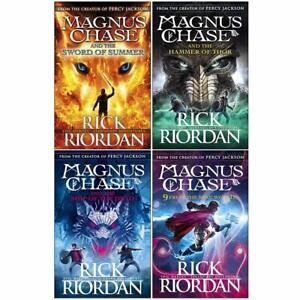 Rick-Riordan-Magnus-Chase-and-the-Sword-of-Summer-collection-4-Books-Set-pack