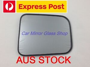 Right Driver side wing mirror glass for Nissan Pulsar 2014-On heated