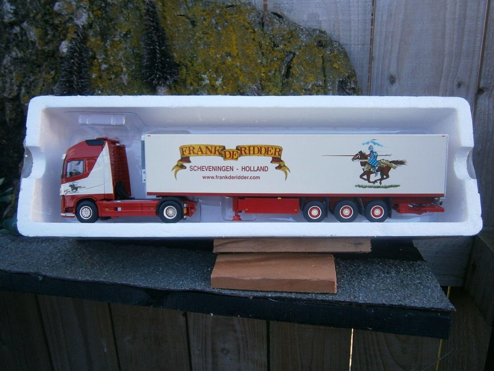 WSI camions transport lourd Frank de Ridder transport échelle 1.50