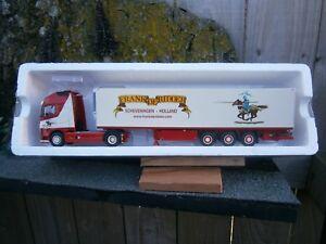 Wsi Trucks Heavy Dulage Frank De Ridder Transport échelle 1.50