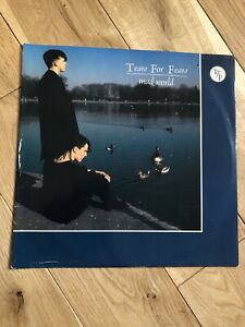 """Tears For Fears """"Mad World"""" 12"""" Vinyl Record"""