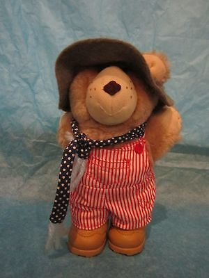Furskins Bears Country Critters Hattie Town Baker Moody Hollow 1986 Wendy/'s