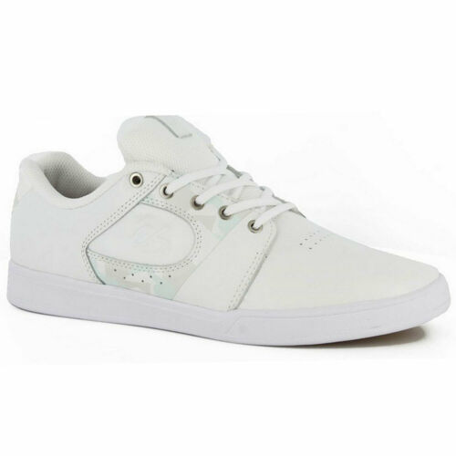 Es Skateboard Shoes ACCELERATE WHITE//GUM Limited Edition
