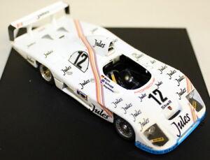 Trofeu-1-43-Scale-1206-Porsche-936-12-Le-Mans-1981-Jules-Diecast-Model-Car