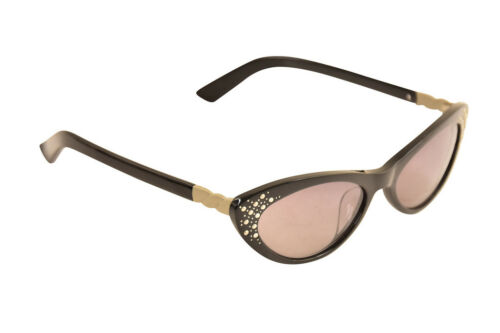 Me Womens Os Size Metal Tease Agent Sunglasses Black Detail Provocateur 5qWtWwTP