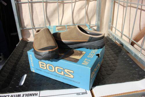 29-22  New womens size 7 Bogs MT Kangaroo with original box original price 89.99