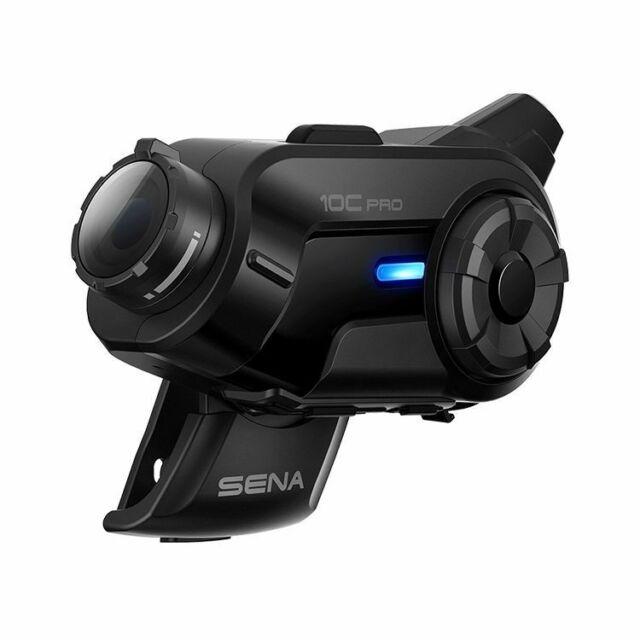 SENA 10c Pro Bluetooth Headset With Camera
