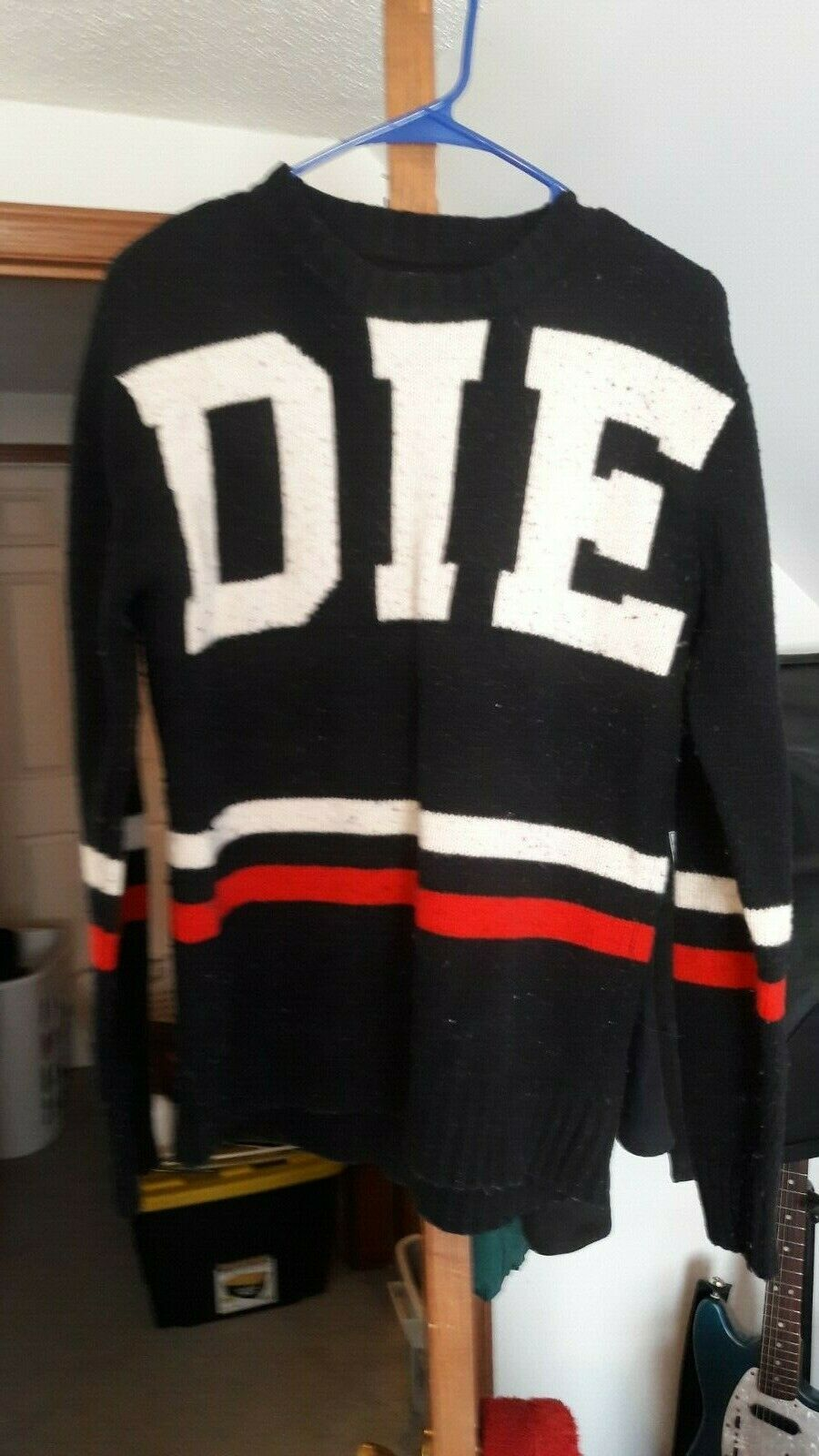 a178d8a0efe UNIF DIE Sweater RARE CLOTHING POSER nozgct5384-Jumpers & Cardigans ...