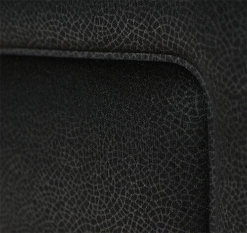 2 Noir Haute Qualité Voiture Avant Housses De Siège Protecteurs pour RENAULT KADJAR