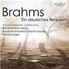 Johannes Brahms - : Ein deutsches Requiem (2012)
