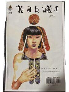 Kabuki #4 The Alchemy By David Mack