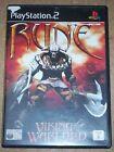 Rune: Viking Warlord (Sony PlayStation 2, 2001) - European Version