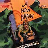 A New Brain Original Cast Recording By Ana Gasteyer/Christian Borle CD,... - $8.99