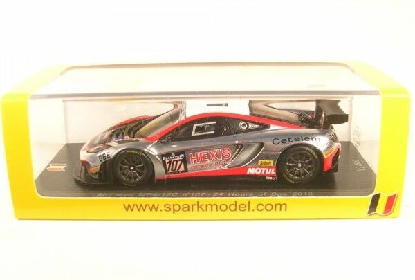 McLaren MP4-12C No.107 24 Hours Of Spa 2013 (L.Cazenave - O.Panis - F.Debard - .