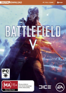 Battlefield 5 V PC Game NEW 5030941122276