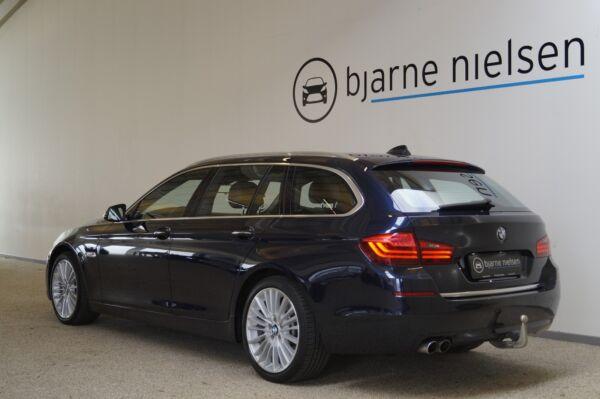 BMW 520d 2,0 Touring Luxury Line aut. - billede 2
