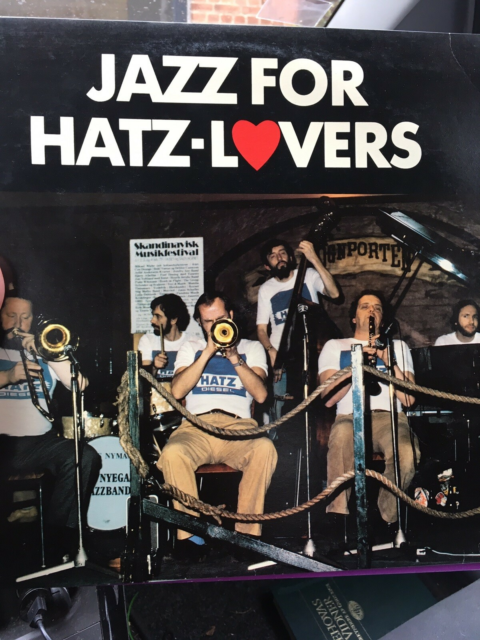 LP, Jazz for Hatz-Lovers , Jazz