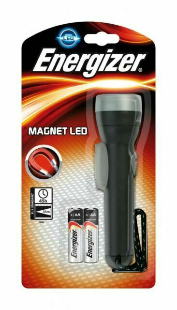 Energizer Metal LED 2AA General