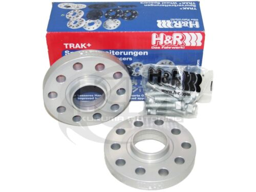 for Toyota//Scion 5x100//54.1//12x1.5 H/&R 20mm DRS Series Wheel Spacers