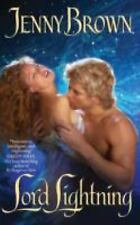 Lord Lightning (Avon), Jenny Brown, New Book