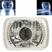 7x6 H6014/H6052/H6054 Chrome Diamond LED Projector Headlight Conversion Kit