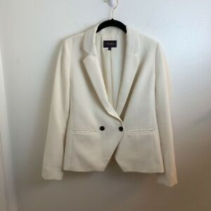 Buckley-Tailors-Womens-Suit-Jacket-Blazer-Ivory-Long-Sleeve-Madewell-Formal-2