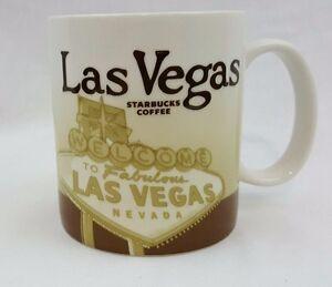 Starbucks-Las-Vegas-Ceramic-Cup-Mug-16oz-Collector-Series-2009