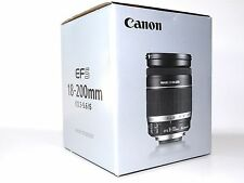 CANON EF-S 18-200mm f/3.5-5.6 IS Standard Zoom Lens for Canon SLR
