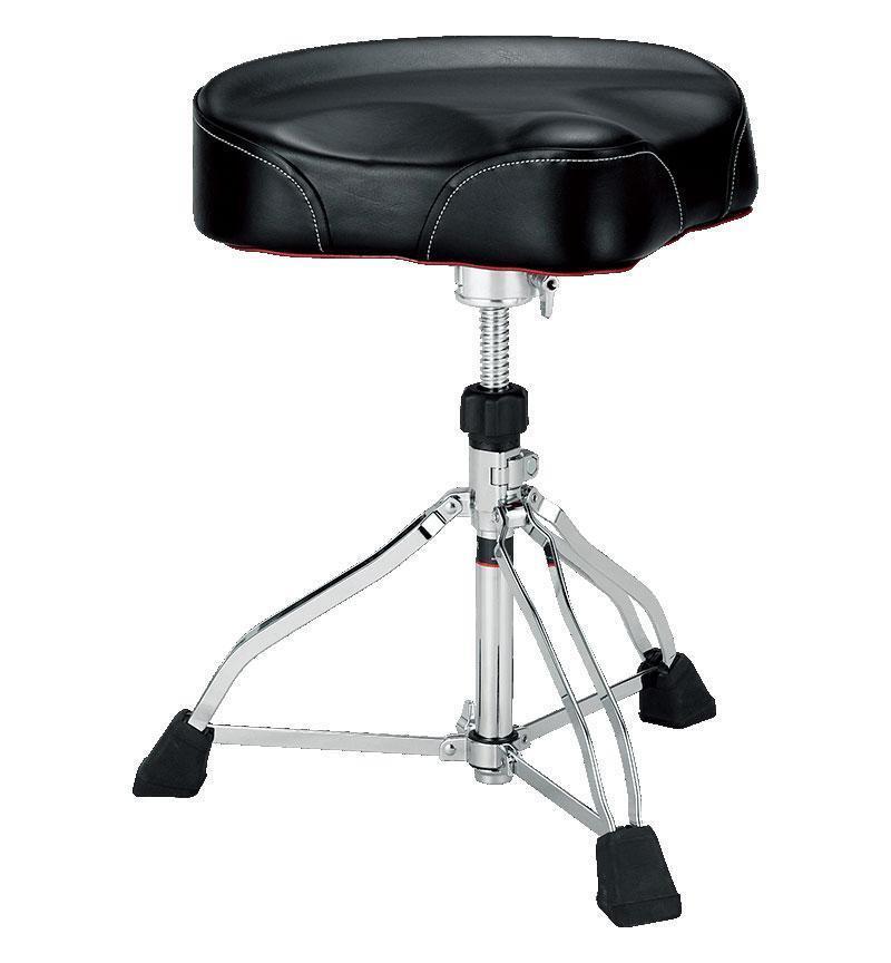 Tama ht530b 1st Chair Wide Rider trio Drum Sgabello Batteria SGABELLO Throne Profi