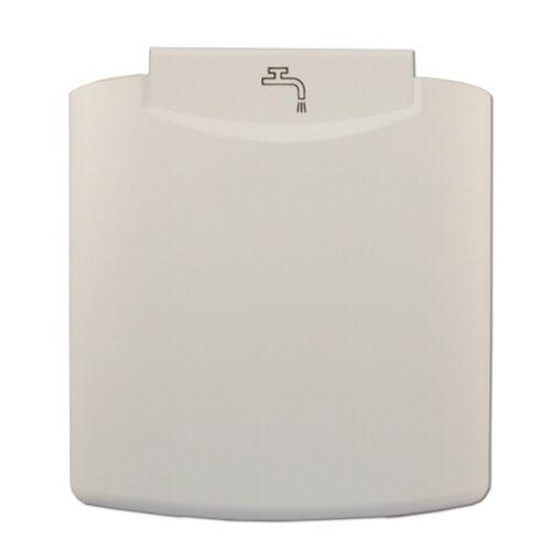 PRE240B Coperchio Bianco Accessori per Presa esterna Carico Serbatoio Acqua CAS