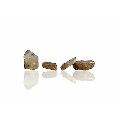 4x Danburit , Kristall, Stein, Naturstein, Mineralien