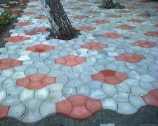 Paver Stepping Stone Mold PS 27042. Concrete Mold, Pavement Stone, Plastic mold