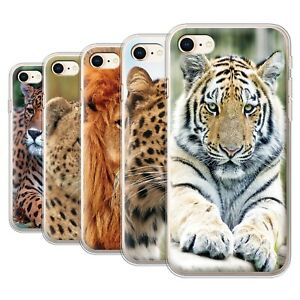 Gel-TPU-Case-for-Apple-iPhone-8-Wild-Big-Cats